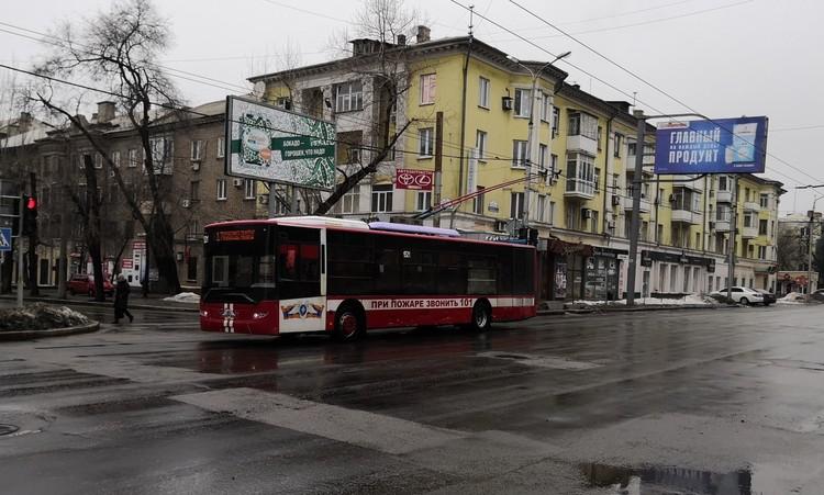 Донецкий транспорт по-своему уникален, как уникальны и сами дончане.