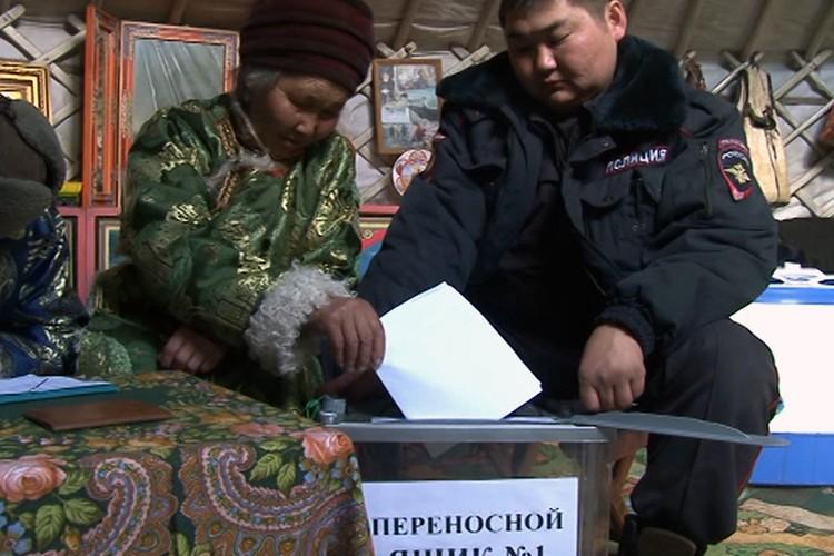 Фото: предоставлено пресс-службой правительства Республики Тыва