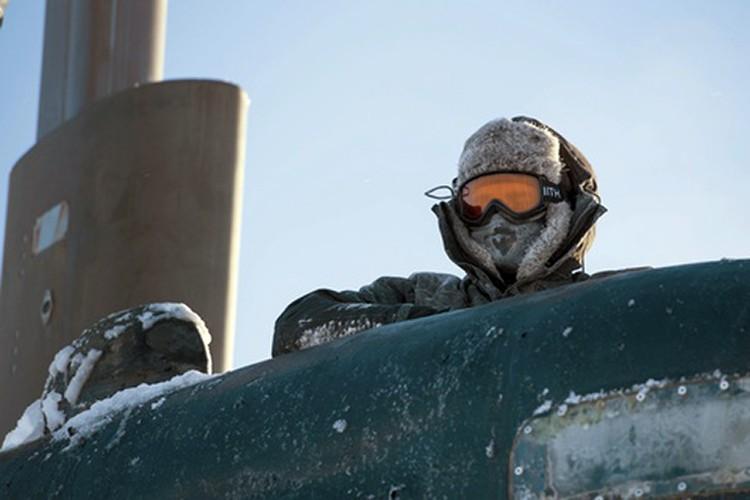 Субмарина застряла в ходе тактических учений сил НАТО между Аляской и Россией