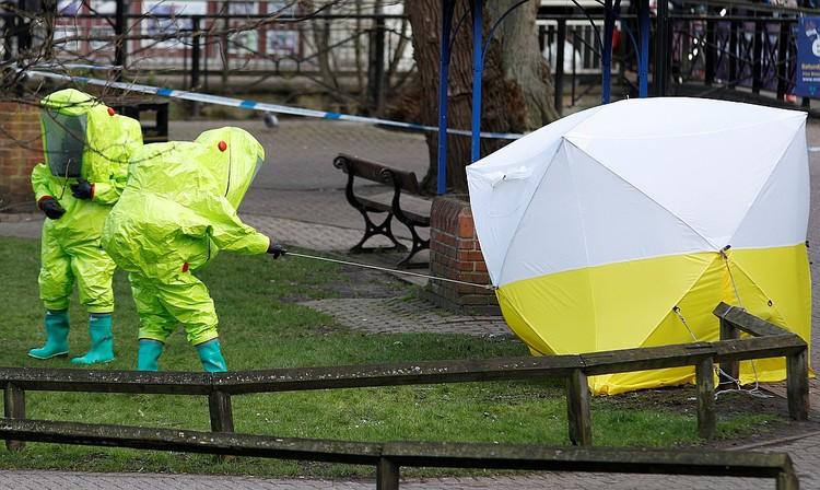 Великобритания определила источник нервно-паралитического газа, использованного в Сосбери