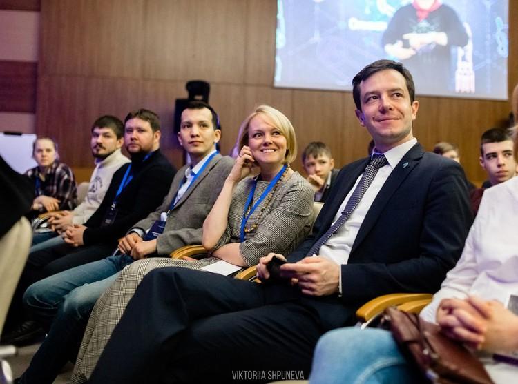 Конкурсантов оценивали авторитетные эксперты ФОТО: ДВФУ
