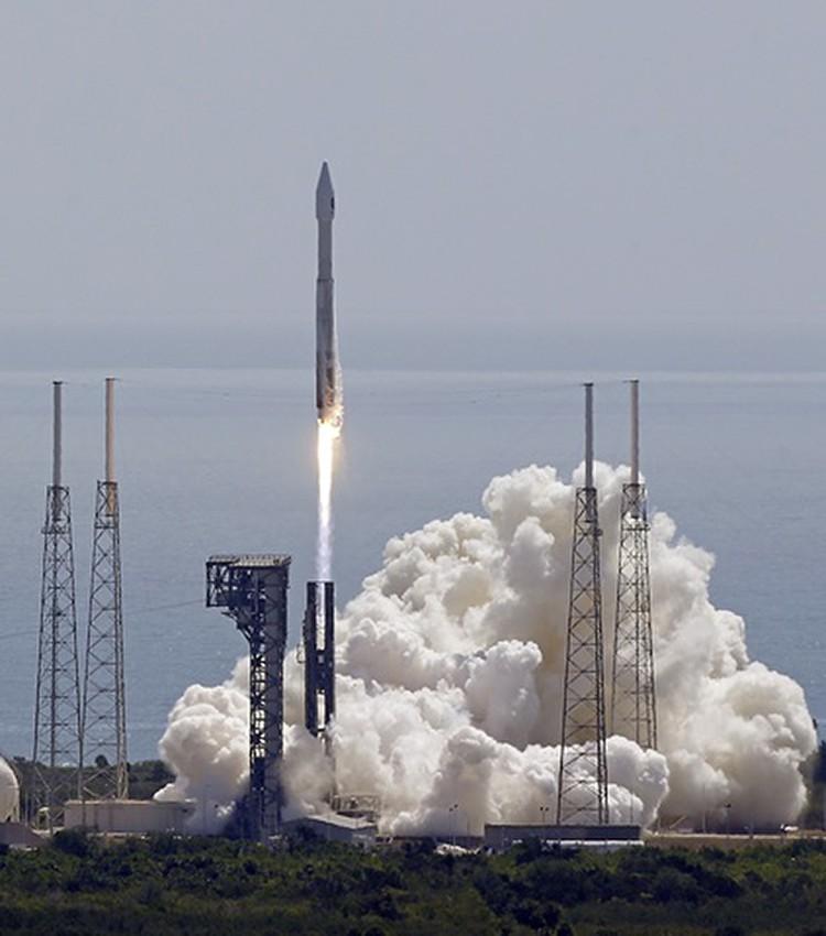 Наши двигатели используются на американских ракетах-носителях Atlas