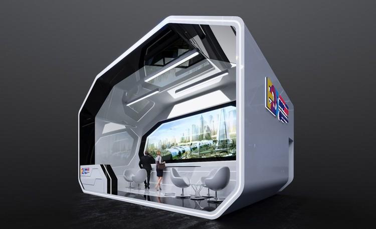 Территория ЭКСПО-2025 будет смоделирована с использованием фотореалистичной 3D-графики с элементами realtime. Фото: пресс-служба Заявочного комитета ЭКСПО 2025