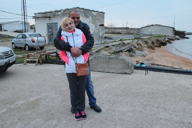 Дмитрий и Ирина Таразановы