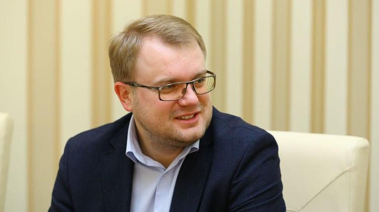 Дмитрий Полонский, министр внутренней политики, информации и связи РК/Фото: пресс-служба правительства Крыма