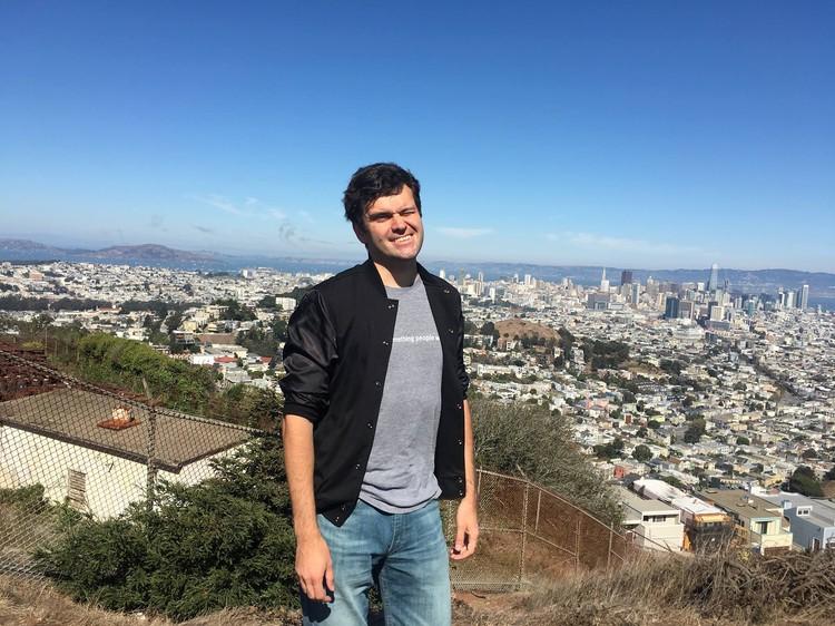В Сан-Франциско хорошо, но Москва Ивану Новикову из Wallarm нравится больше.