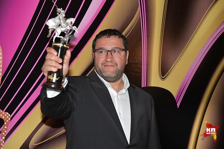 Александр Котт был удостоен приза за лучшую режиссуру за картину «Спитак»
