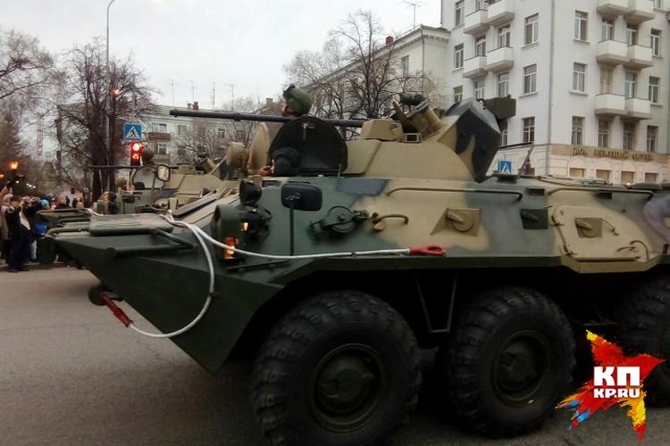 «Колёсный танк» (пушечный бронеавтомобиль)