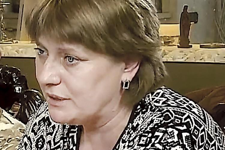 Елена Успенская вернулась к супругу.