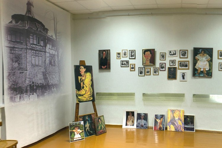 Музей «Пространство Хаима Сутина»