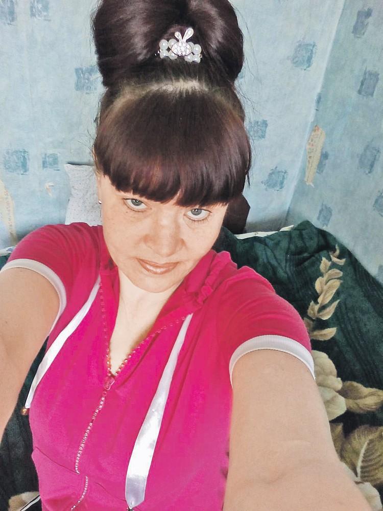 Ольга Анкудинова не хочет просить у дочери прощения. Фото: Личный архив