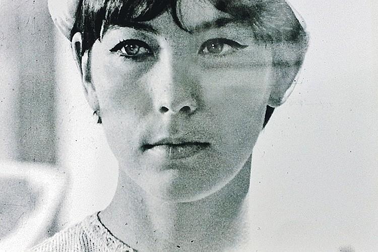 Галина Говорухина. Фото из семейного архива.
