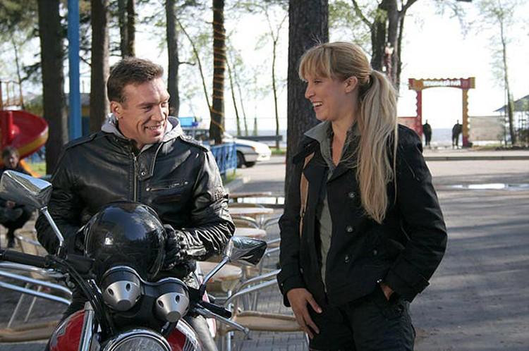 Слепой, как агент 007, в третьем сезоне получил новое обличье - это Олег Чернов. Фото: kino-teatr.ru