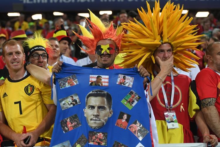 Прогноз на матч 1/2 финала чемпионата мира по футболу: Победит Франция, но болельщики Бельгии в это не верят!