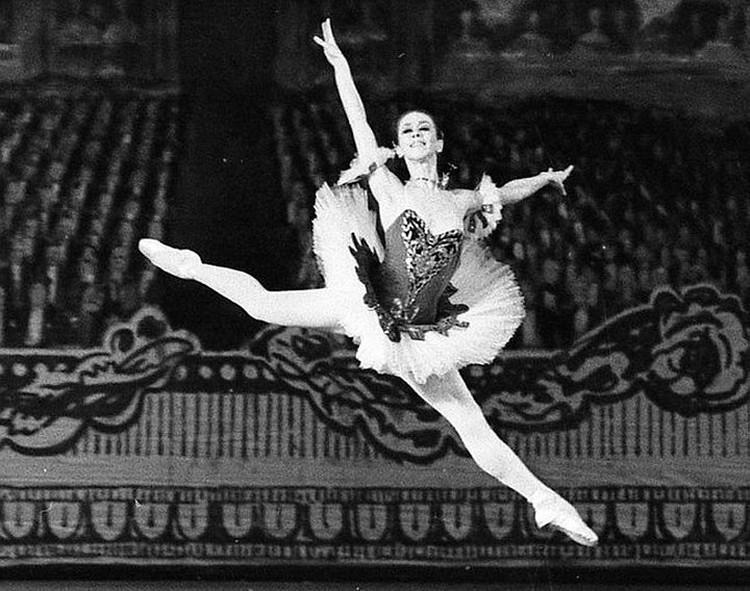 У Ольги Искандеровой не было близких людей. Она жила балетом.