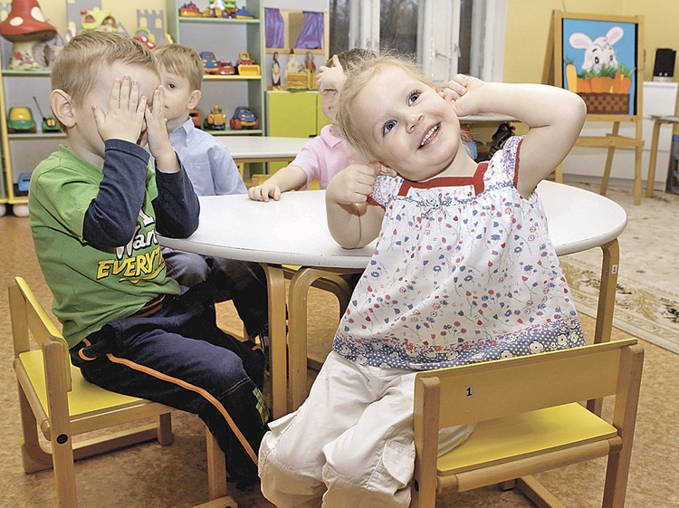 Проблему с детскими садами почти решили. Теперь в стране будут активно строить ясли.