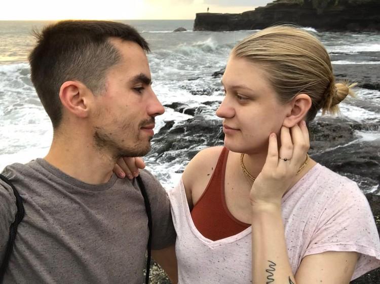 Последние недели перед родами Леся и Тимофей провели на Бали Фото: Леся Рябцева/Facebook