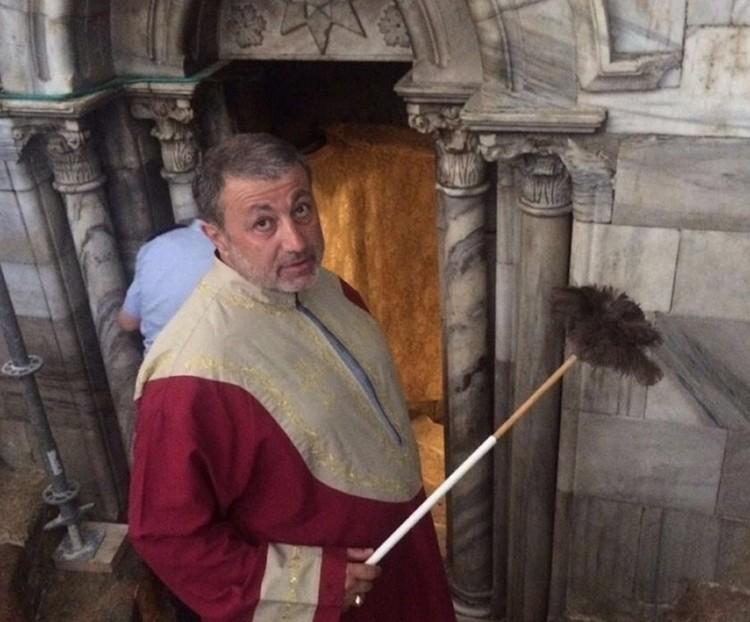 Вспыльчивый характер Михаила Хачатуряна проявлялся и в церкви