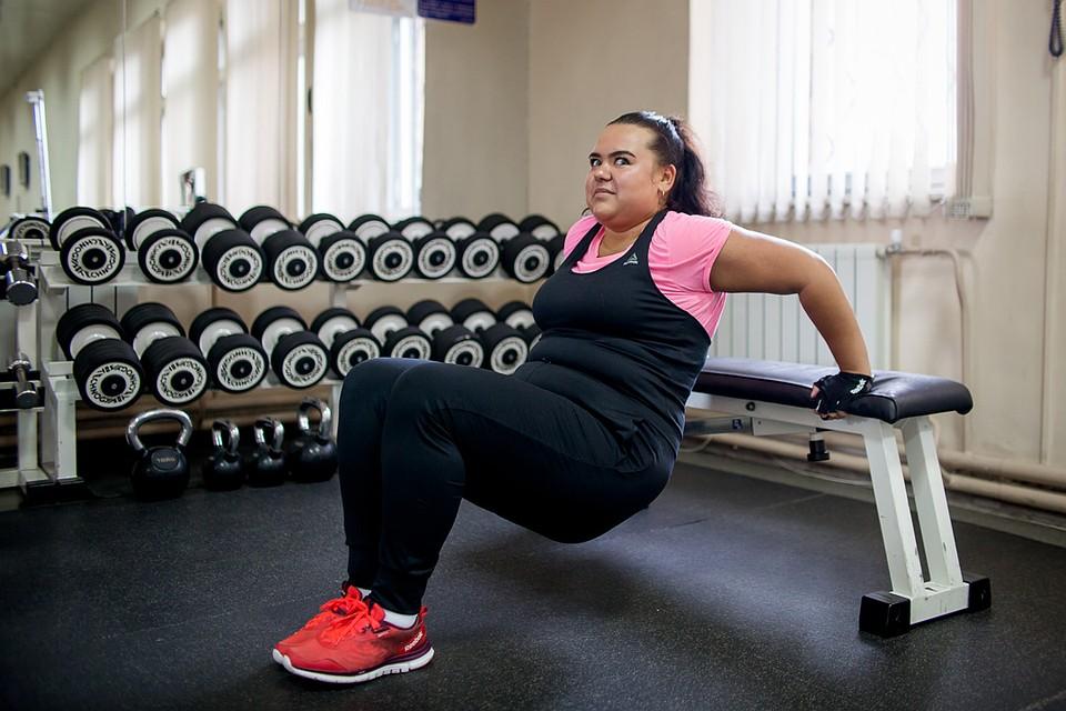 Похудение В Спорт Зале. Программа тренировок в зале для похудения девушкам