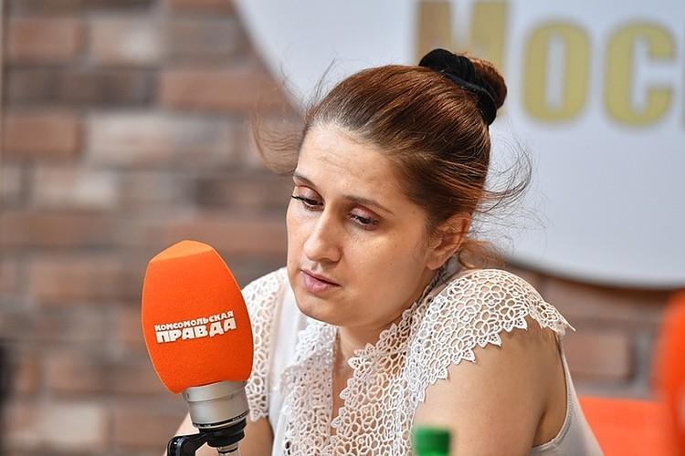 Аурелия Дундук разрешила «Комсомолке» опубликовать письмо