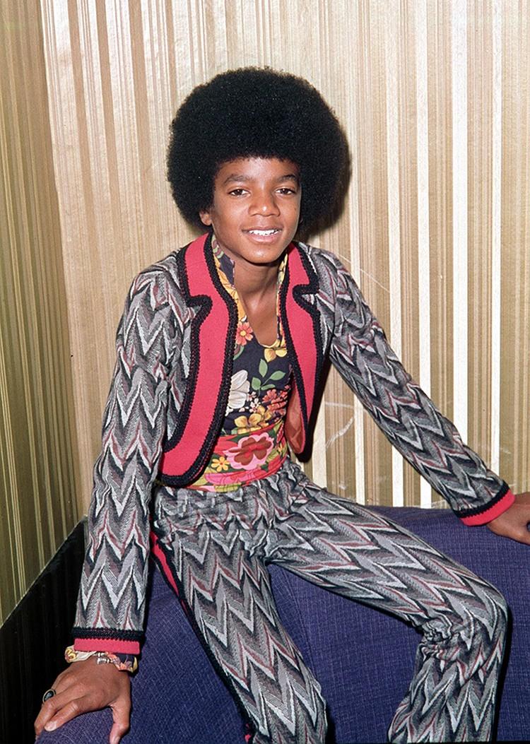 Когда Джексон был маленьким, над ним постоянно издевался его отец