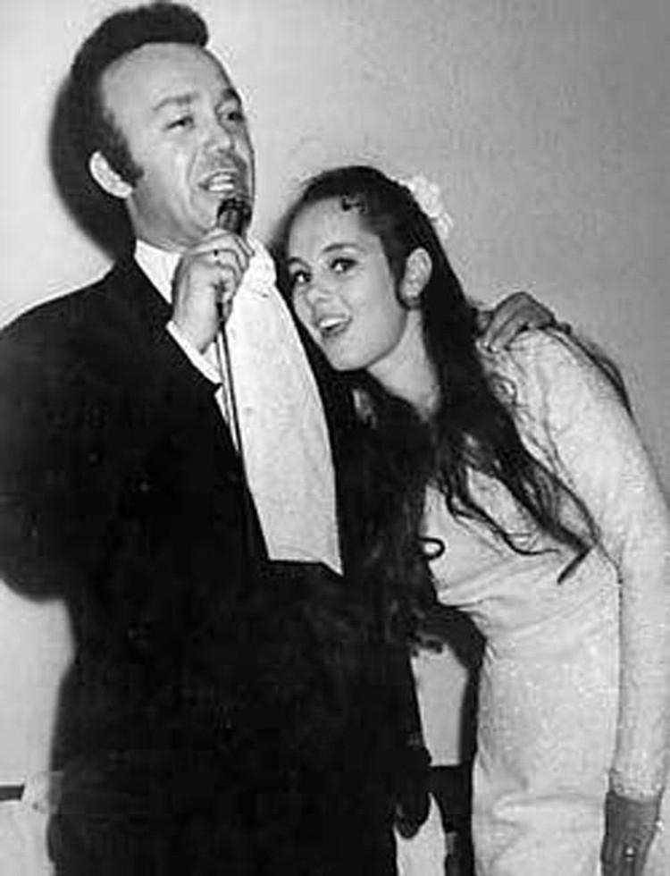 На Нинель Иосиф Кобзон женился в 1971 году. ФОТО Личный архив / пересъемка КП