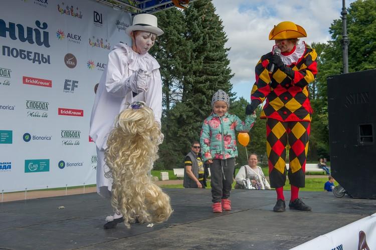 Начало учебного года отпразднуют в Приморском парке Победы.