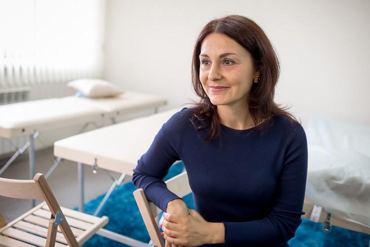 Татьяна Волкова , руководитель wellness-студии «Дыхание жизни».
