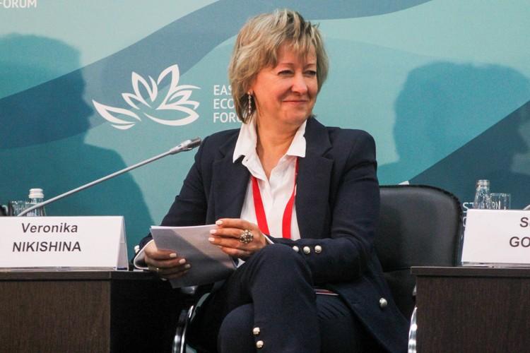 Вероника Никишина министр Евразийской экономической комиссии