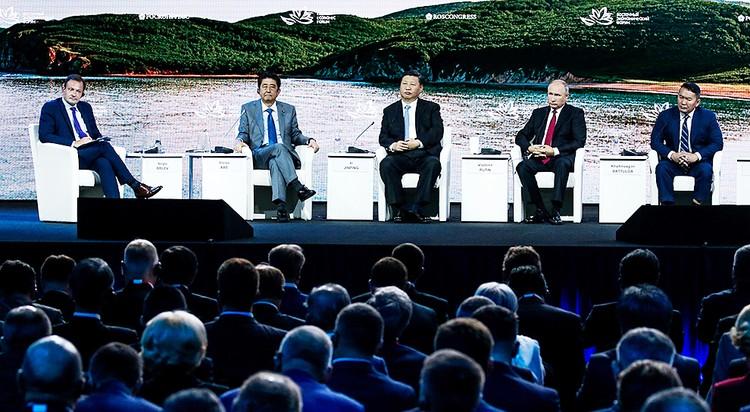 Форум собрал гостей более чем из 60 стран