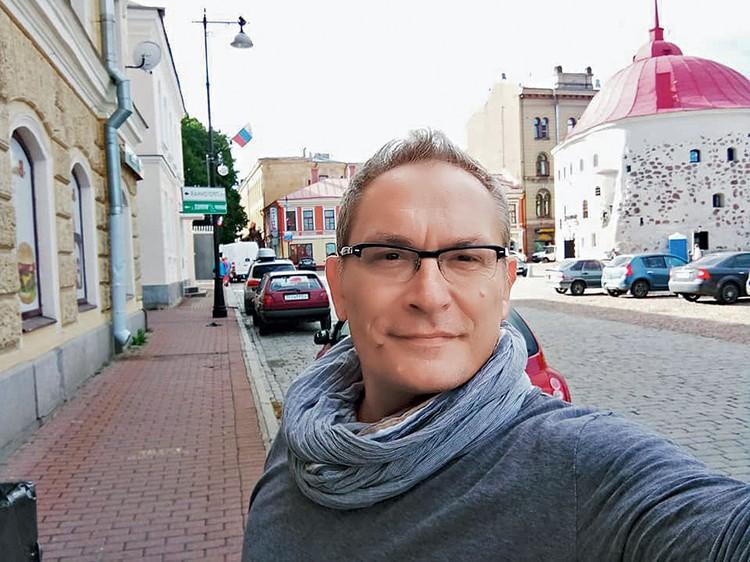 Глава интеллектуального клуба «КультБригада» (Москва) Вячеслав Коновалов