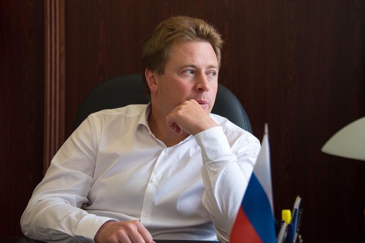 Дмитрий Овсянников благодарен севастопольцам за их инициативность и любовь к городу.