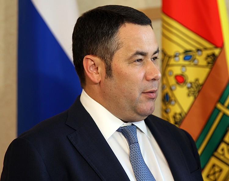 Игорь Руденя занимался электросетями региона