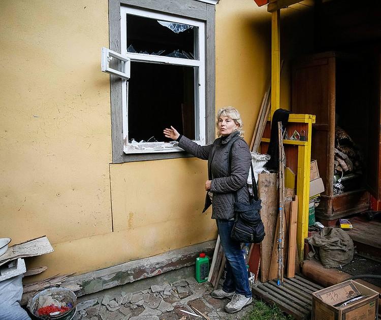 Из зоны поражения разлетающихся болванок пришлось эвакуировать более 12 тысяч местных жителей из 30 населенных пунктов