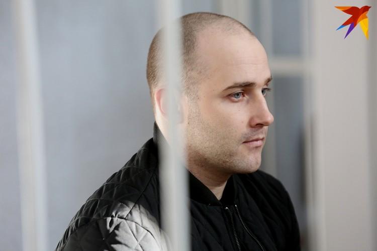 Россиянин Иван Винокуров.