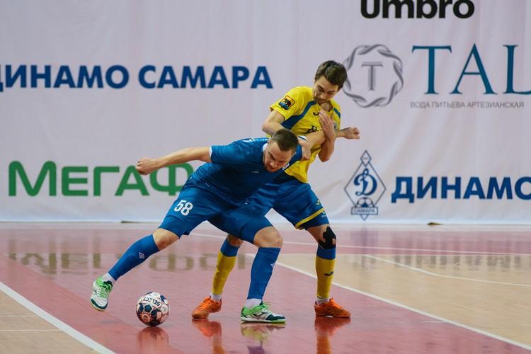 Клуб еще молод - самарскому «Динамо» нет и двух лет