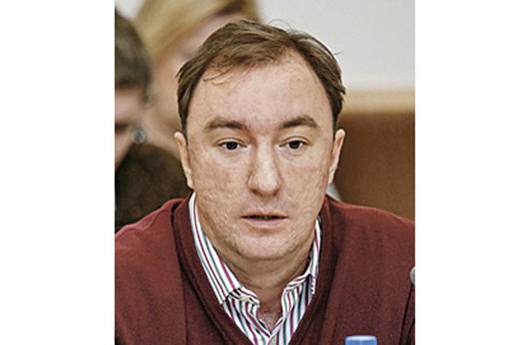 Михаил Бабенко, директор программы «Зеленая экономика» Всемирного фонда природы (WWF). Фото: ac.gov.ru
