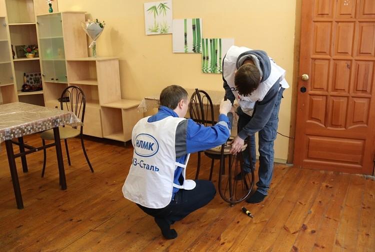 Фото: пресс-служба ВИЗ-Стали