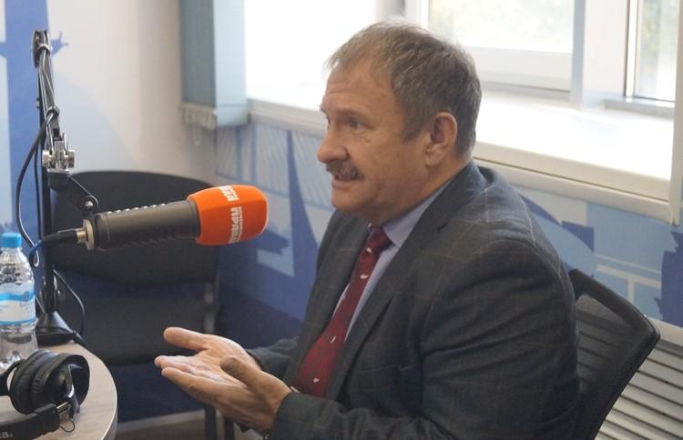 Позиция Георгия Мартынова: лучше поменять законодательство, чем и дальше продавать рыбу по высокой цене