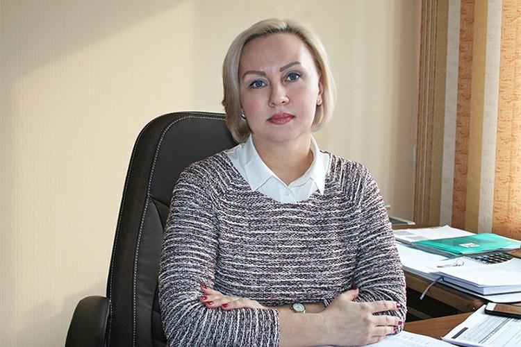 Наталья Колягина, бывший первый замминистра социальной политики Красноярского края.