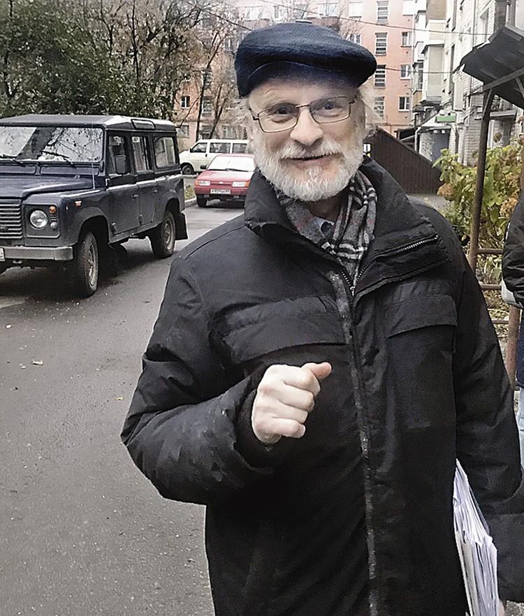 Экс-прокурор Андрей Чугуевский. Против Солженицына.