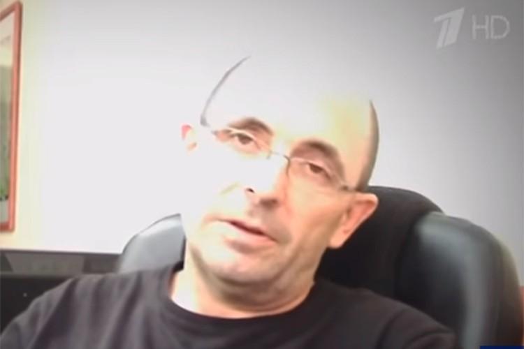 Шляфман живет сейчас в Израиле. Фото: Первый канал