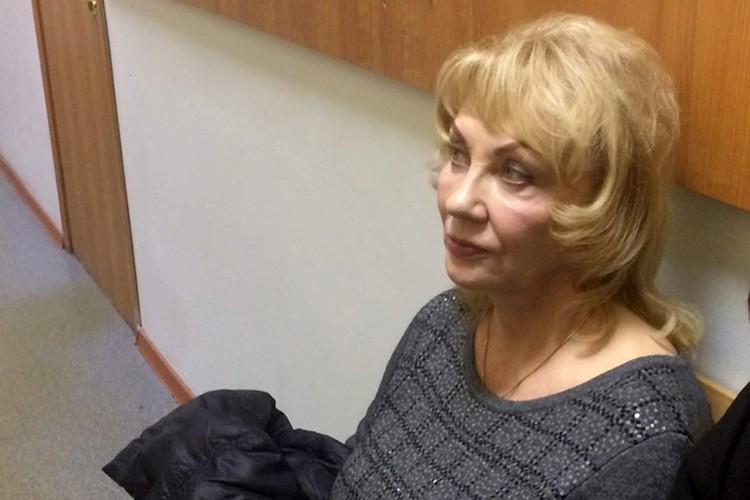 Бабушка Миланы Тюльпановой рассказала в суде, как Кержаков выкрал сына.