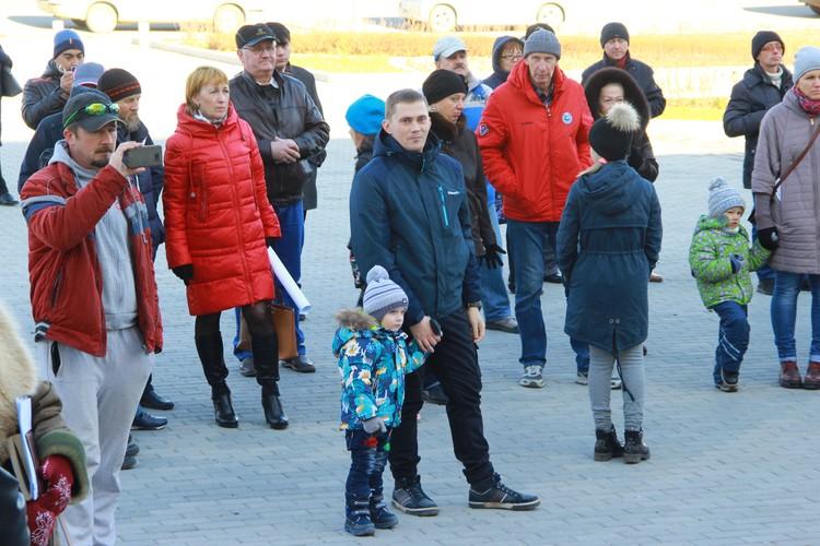 Горожане приходили с детьми. Фото: предоставлено организаторами