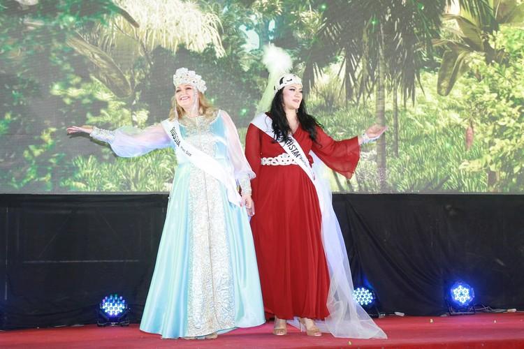 Россию на мировом конкурсе представляла Мария Городничева из Нижнего Новгорода.