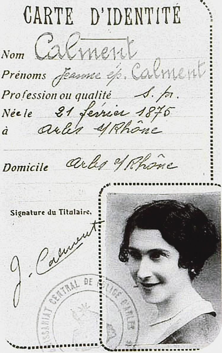 На первый взгляд, документы долгожитенльницы были в полном порядке. ФОТО: Википедия