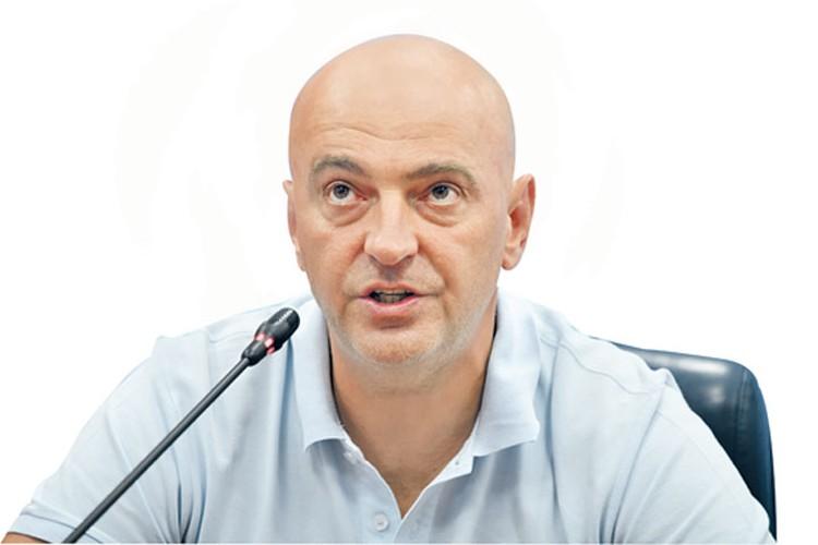 Андрей БЕРЕЖНОЙ, бизнесмен, собственник компании по производству обуви, член Федерального Совета «Партии Дела».