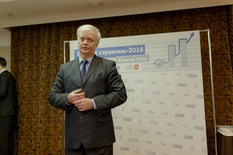 Игорь Аристов, первый вице-президент ЮУТПП
