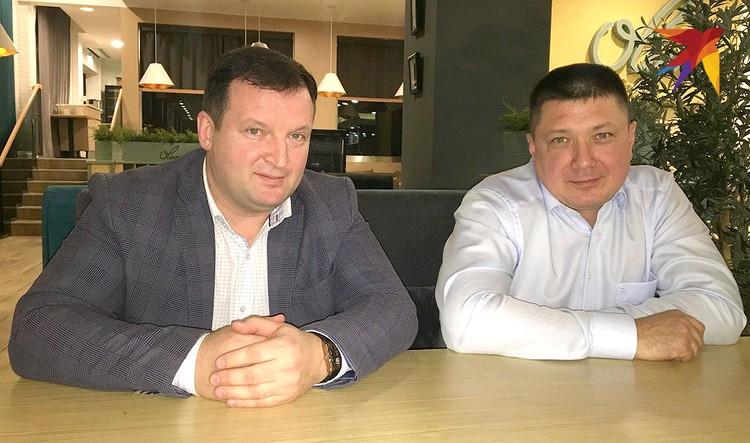 Адвокаты Александр Черепанов и Наиль Багаутдинов пытаются отстоять честь полицейских.