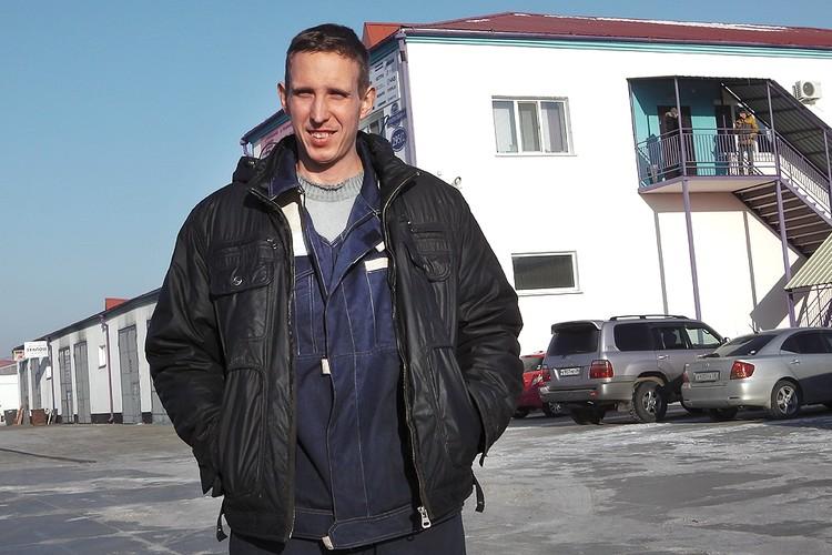 Приамурье стало для Андрея настоящим домом. Автор фото: Юрий УФИМЦЕВ.